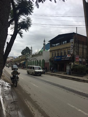 Kashmiri Mosque