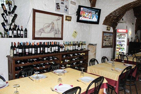 O Paco Ducal Vila Vicosa: Espaço interior