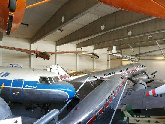 Suomen Ilmailumuseo: ilmailumuseo