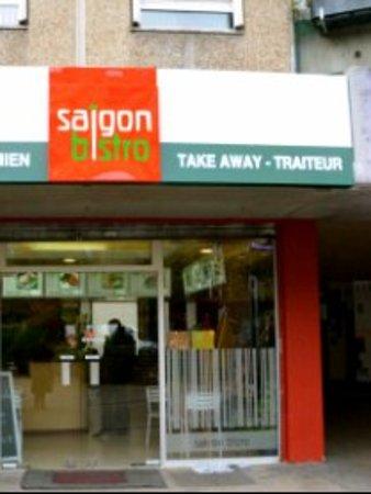 Arcueil, Francja: Saigon Bistro