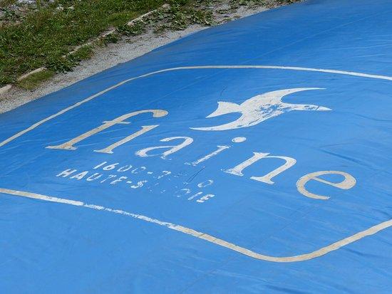 Flaine, ฝรั่งเศส: la bouée