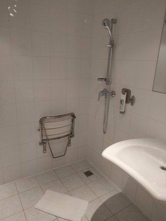 Ibis Praha Wenceslas Square: Baño de la habitación