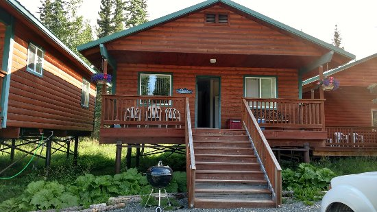 Rod 'N Real Kenai Riverfront Cabins ภาพถ่าย