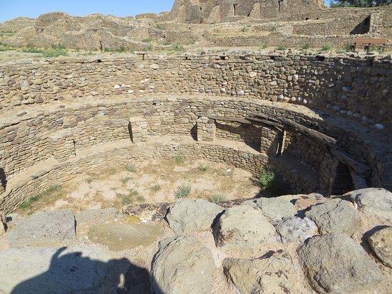 Aztec, NM: Kiva
