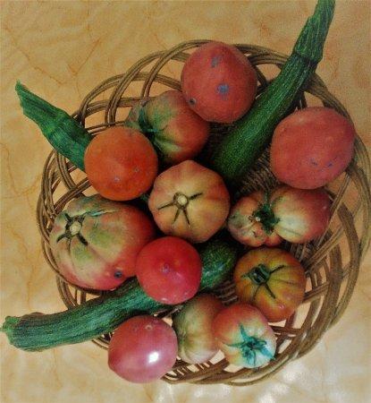 Posta Fibreno, Italy: I Frutti dell'Orto