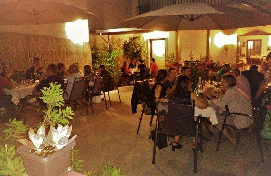 Posta Fibreno, Italy: ll Cortile