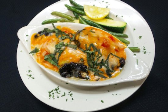 Bowling Green, OH: Eggplant Roulade
