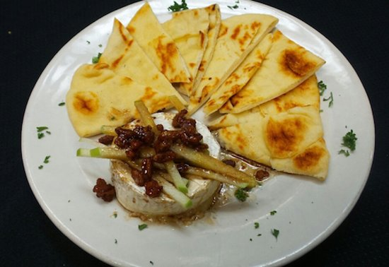 Bowling Green, OH: Baked Brie