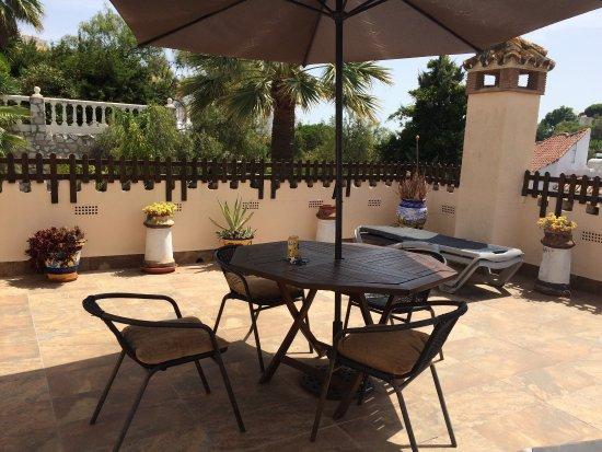 L'escala Hotel: Eden suite sun terrace