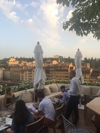 Photo1 Jpg Picture Of La Terrazza Rooftop Bar Florence