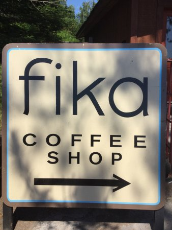 Lutsen, MN: Fika Coffee