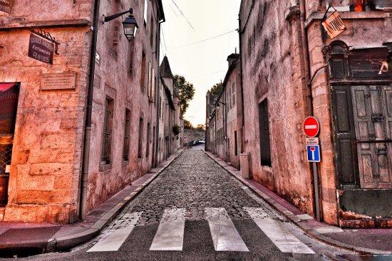 Montagny-les-Beaune, Frankrig: Better than the restaurant.