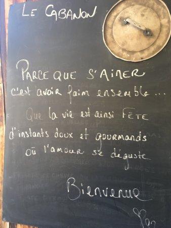 Enchastrayes, Γαλλία: Le Cabanon