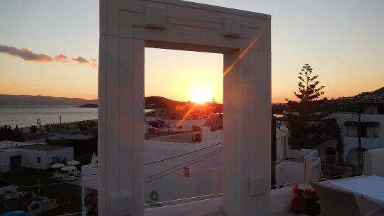 The Taverna: Sonnenuntergang