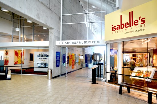 Leepa-Rattner Museum of Art