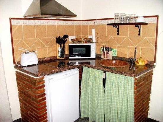 El Gastor, Spain: Cocina