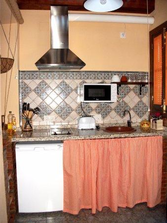 El Gastor, Spania: Cocina
