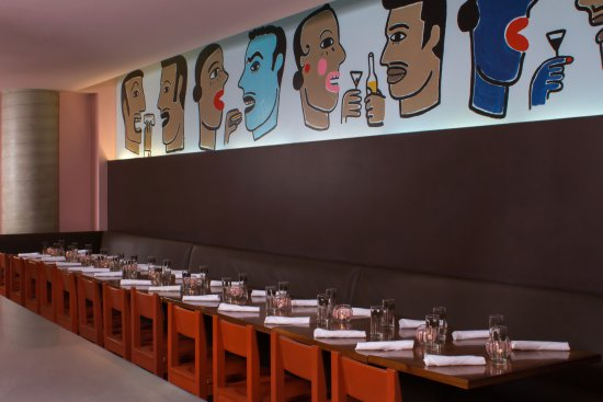 Border Grill Downtown LA: Cantina - Private Party Setup