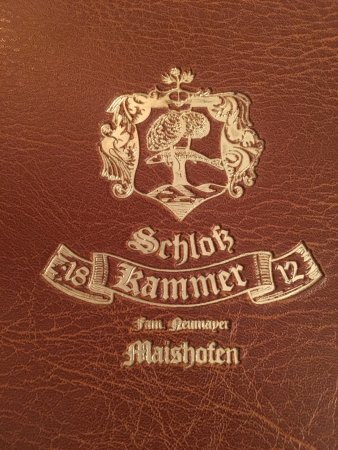 Maishofen, Oostenrijk: Authentic Austrian