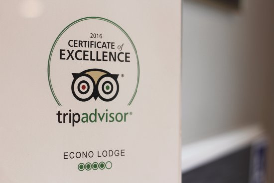 Fontana, Californië: Certificate of Excellence by TripAdvisor