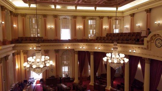 California State Capitol and Museum: Capital buliding Sacramento