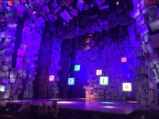 Hotels Near Matilda The Musical