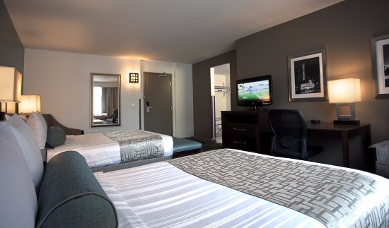 Best Western River North Hotel Hotels Near Navy Pier Double Guest Room