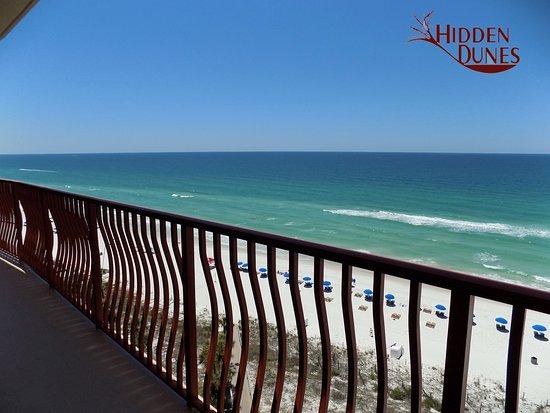 Balcony - Picture of Hidden Dunes Condominiums, Panama City Beach - Tripadvisor