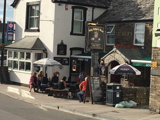 King Arthur's Arms Inn Restaurant: photo2.jpg