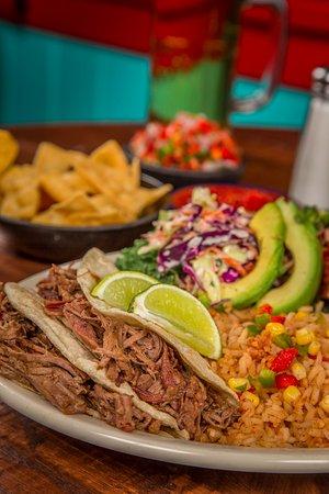 Keller, TX: Smoked Brisket Taco