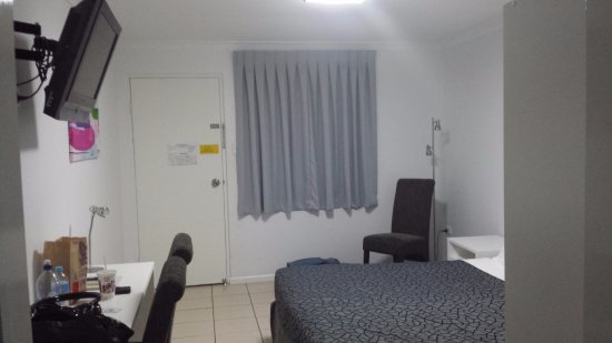 Gladstone, Australien: Inside the hotel room