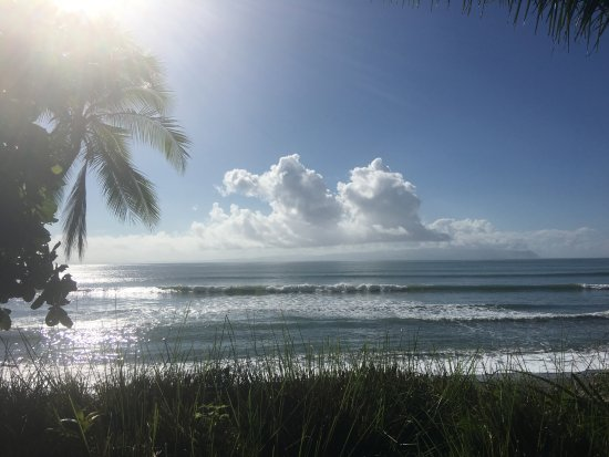 Blue Osa Yoga Retreat and Spa: My view every morning at breakfast