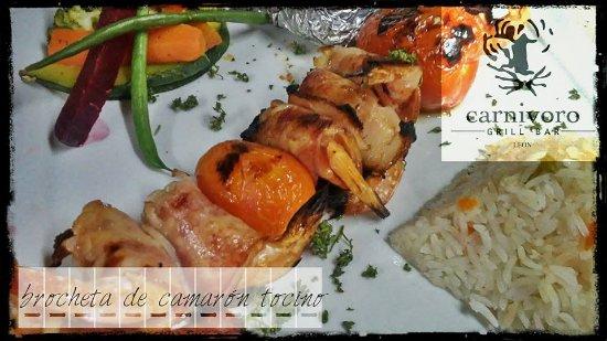 Carnivoro : Camaron Tocino