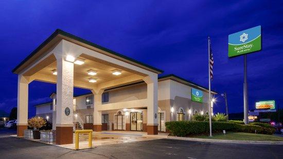 Sonora, Техас: Hotel Front Look