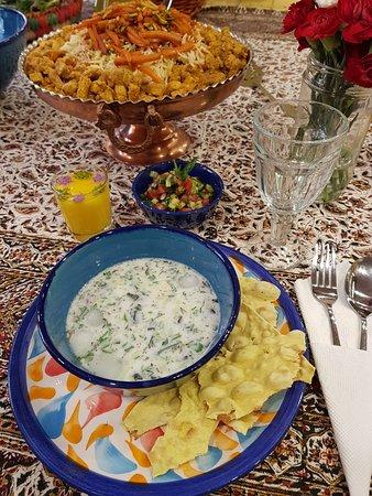 Persian food tours tehran iran top tips before you go for Ahmads persian cuisine