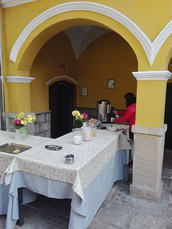 Hostal La Casona Potosi: IMG_20170809_090417_large.jpg