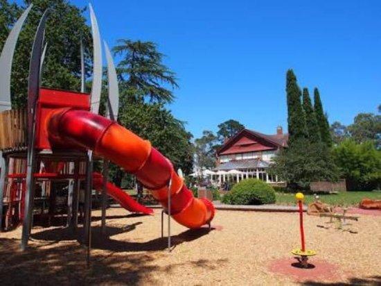 Croydon, Australia: Wyreena Playspace