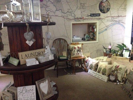 Newbrough, UK: Stanegate room