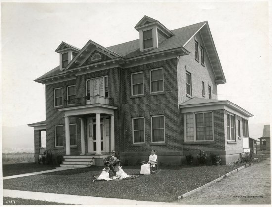 New Meadows, ID: the house in 1911