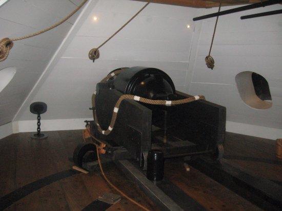 Kinston, NC: museum