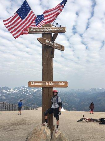 Mammoth Mountain Bike Park: photo0.jpg