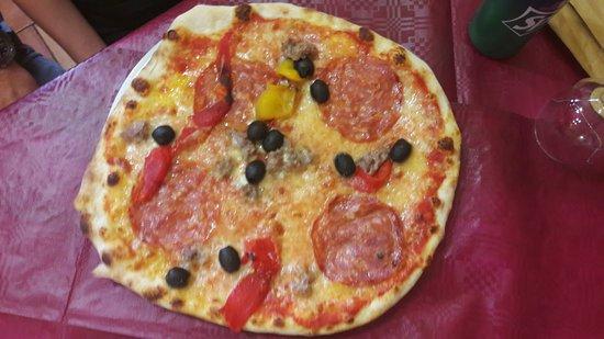Cagli, İtalya: Lekker gegeten vandaag