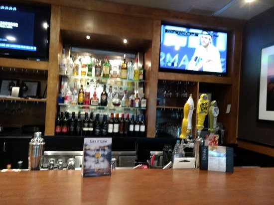 New India Buffet Bar Restaurant Full Corner