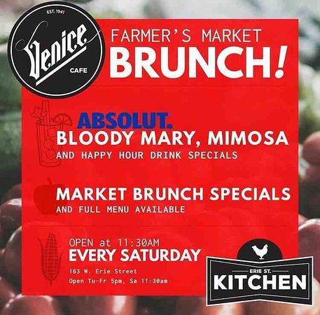 Kent, OH: Saturday Brunch