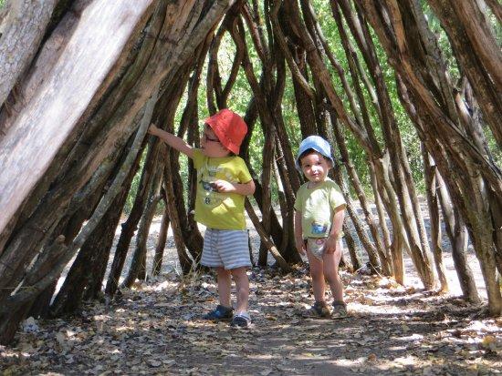 Cabane Du Monde cabane - nice (-400 000) - on y a trouvé des foyers parmi les plus