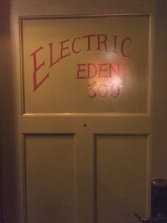 Forest Grove, OR: Electric Eden is an amazing room.