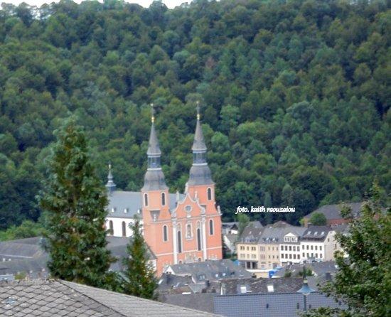 Pruemzurlay, ألمانيا: Μαγευτική η εικόνα του Pruem απο όποιο σημείο να βλέπει κανείς!Το δάσος σε ανταμοίβει απλόχειρα!