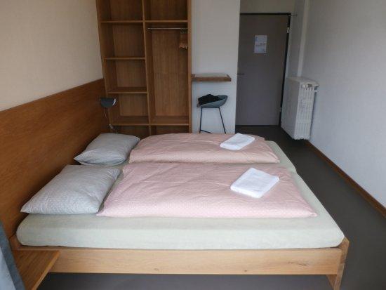 Jugendherberge Crans-Montana Bella lui: Room view