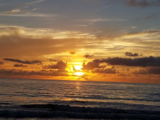 Fort Pierce, FL: Sunrise!