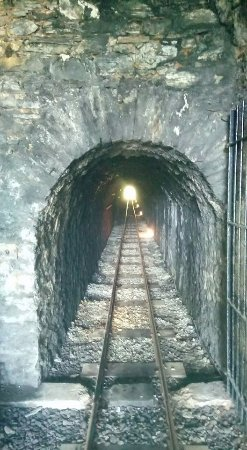 The Great Laxey Mine Railway: Light at the end of the Tunnel